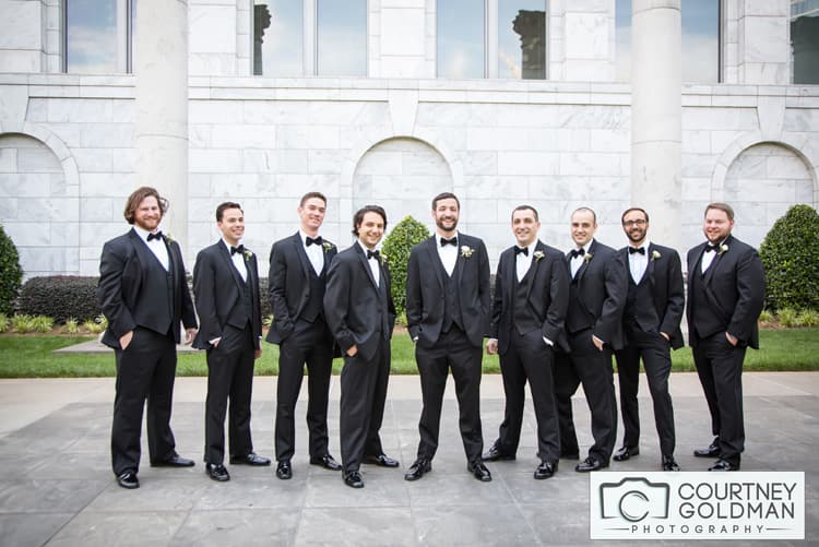 Atlanta Georgia Wedding Portraits at The Federal Reserve by Courtney Goldman Photography 134