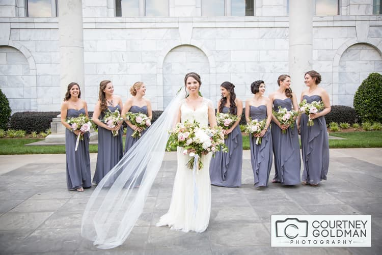 Atlanta Georgia Wedding Portraits at The Federal Reserve by Courtney Goldman Photography 135