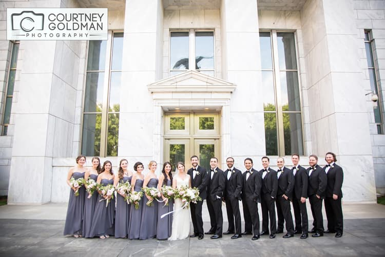 Atlanta Georgia Wedding Portraits at The Federal Reserve by Courtney Goldman Photography 137