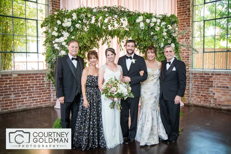 Atlanta Georgia Wedding Portraits at The Foundry at Puritan Mill by Courtney Goldman Photography 140
