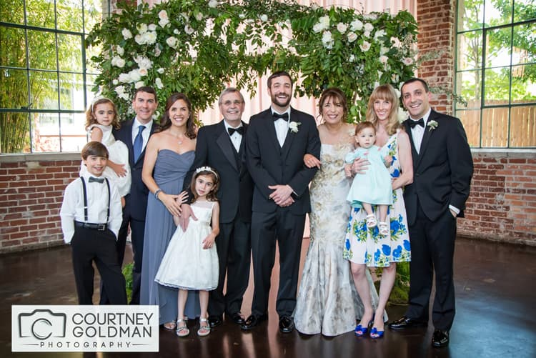 Atlanta Georgia Wedding Portraits at The Foundry at Puritan Mill by Courtney Goldman Photography 141
