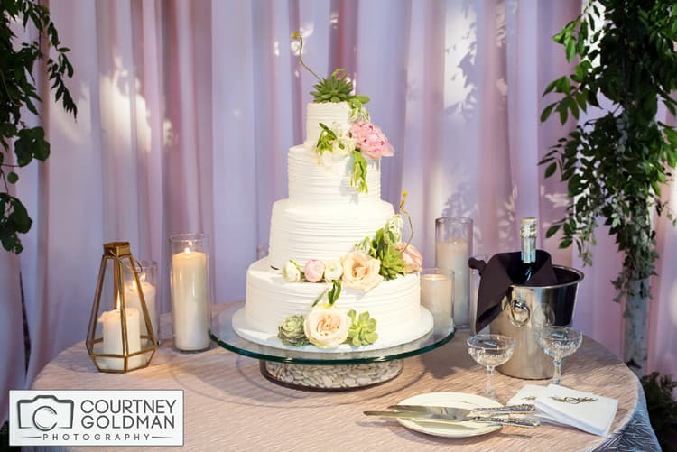 Jewish Wedding Reception at The Foundry at Puritan Mills in Atlanta Georgia by Courtney Goldman Photography 269