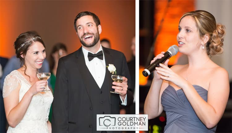 Jewish Wedding Reception at The Foundry at Puritan Mills in Atlanta Georgia by Courtney Goldman Photography 273