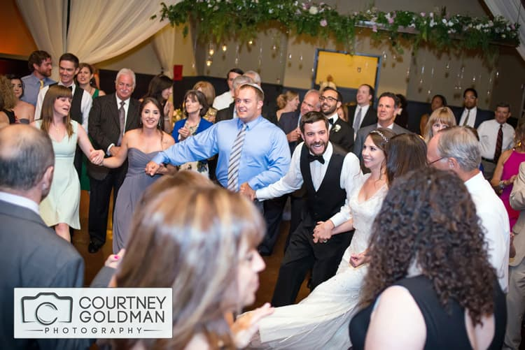 Jewish Wedding Reception at The Foundry at Puritan Mills in Atlanta Georgia by Courtney Goldman Photography 275