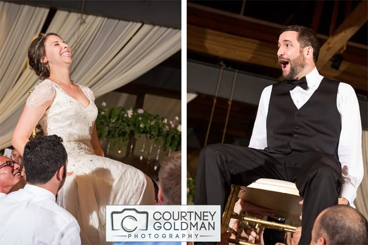 Jewish Wedding Reception at The Foundry at Puritan Mills in Atlanta Georgia by Courtney Goldman Photography 277