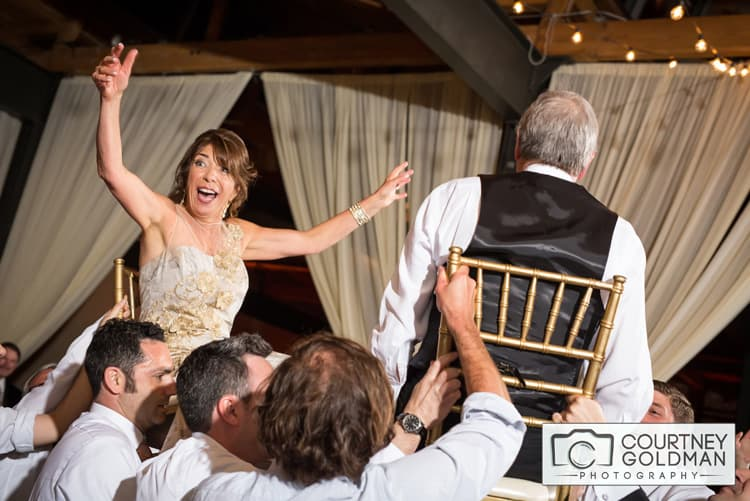 Jewish Wedding Reception at The Foundry at Puritan Mills in Atlanta Georgia by Courtney Goldman Photography 280