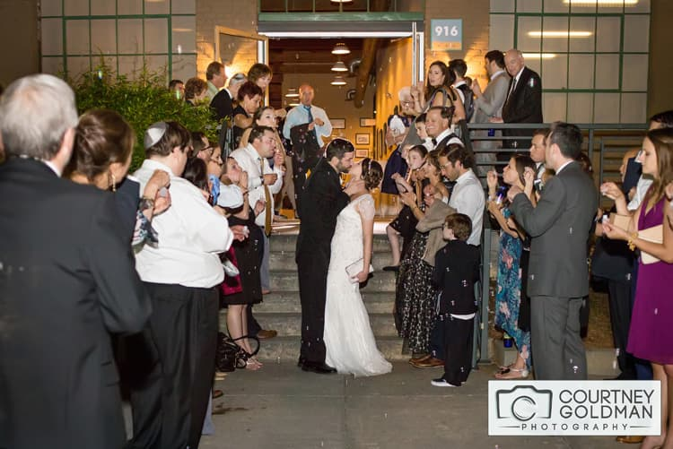Jewish Wedding Reception at The Foundry at Puritan Mills in Atlanta Georgia by Courtney Goldman Photography 285