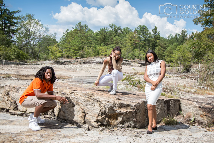 Arabia Mountain photos, family portrait ideas atlanta georgia