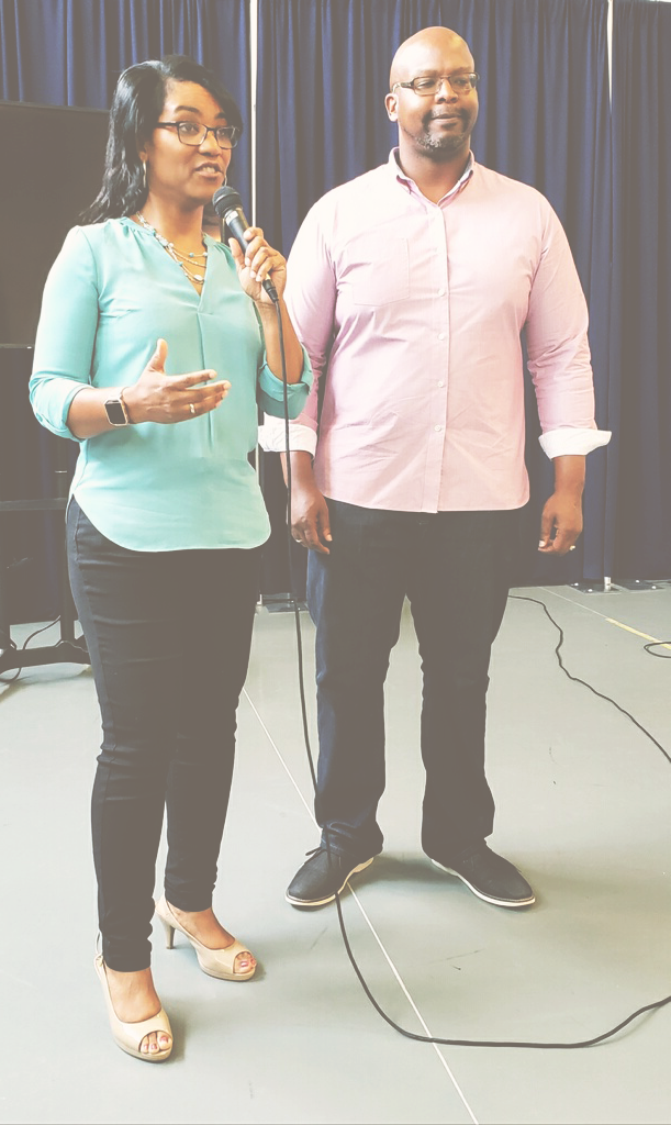 Leadership - Jonathan and Audrea are the founding pastors of New Song Community Church. Established in September 2017, New Song is a brand new ministry that is designed to be known for its life-giving culture and focus on leading people to an intimate relationship with Christ. They have a true passion for helping people to discover their gifts and use them in dynamic service to the kingdom of God.
