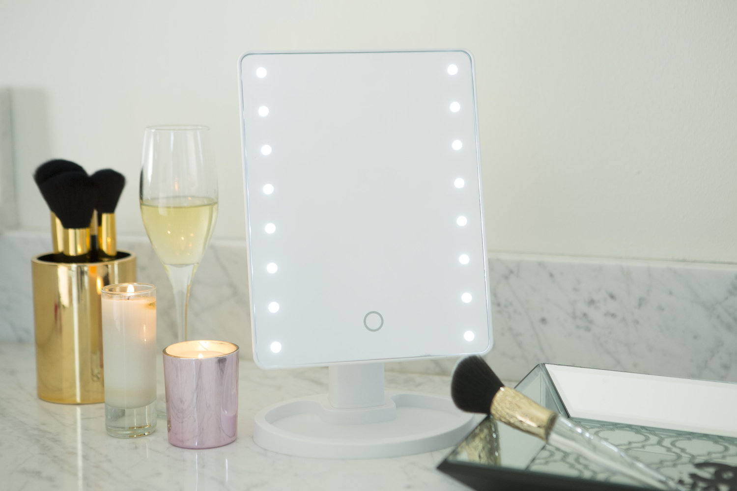 Onyx Professional Led Makeup Mirror Onyx Brands