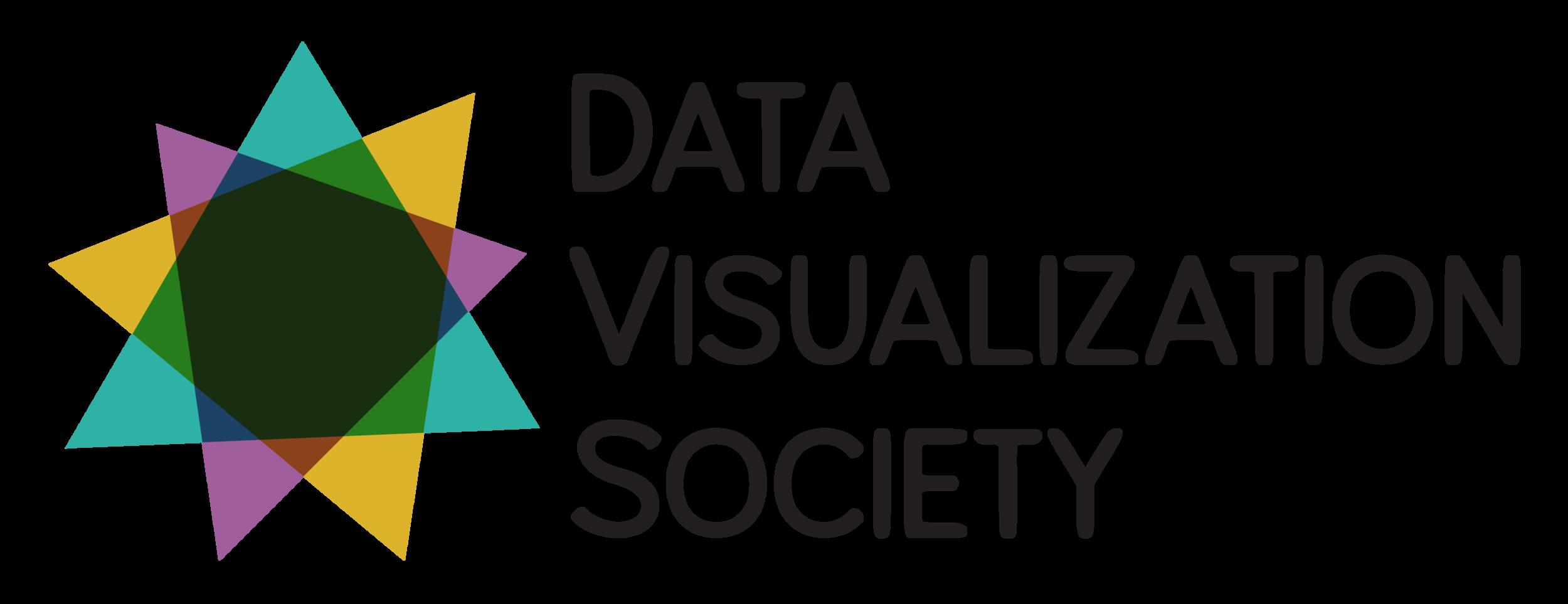 Data Visualization Society main logo
