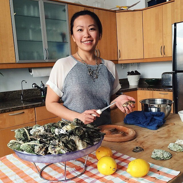 Julie Qiu - Julie Qiu is an international oyster expert and founder of In A Half Shell, the oyster appreciation website that you're on. She runs the New York Oyster Lovers Meetup Group and hosts intimate oyster classes, workshops, and events including Bivalve Curious Classes, Oyster Omakase, and more.Julie is also a co-founder of the Oyster Master Guild, a society of seafood and restaurant professionals and enthusiasts who are committed to oyster education.