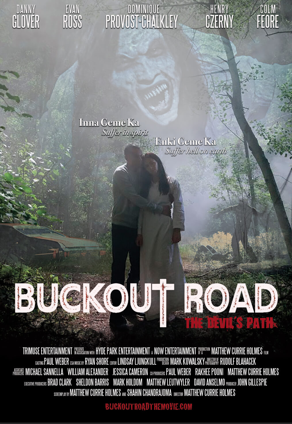 Buckout Road: The Devil's Path