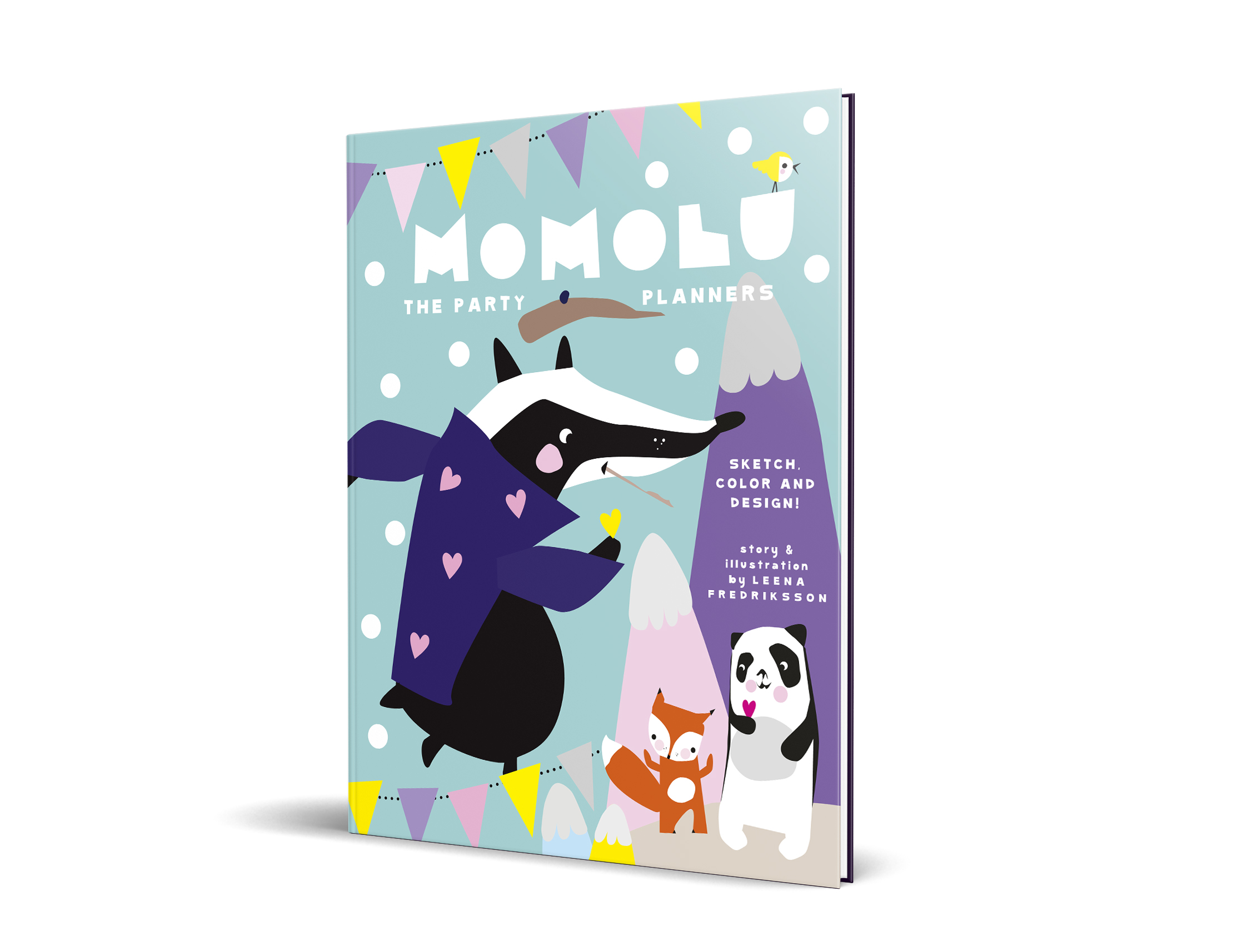 MOMOLU: The Party Planners (2018)