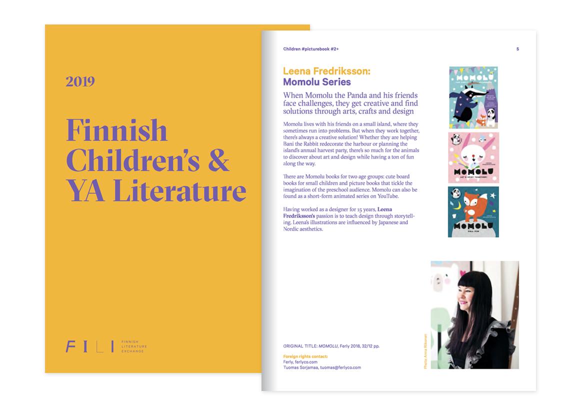 FILI - Finnish Literature Exchange