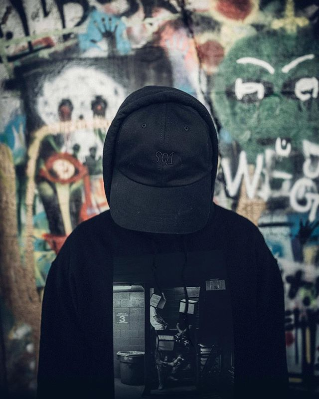 ⬛️BLACKOUT HOODIE AND HAT⬛️ Check out our new Dad Hat and Hoodie. Can't go wrong with all black⬛️ Which is your favorite blackout item? Make sure you stick around for new content coming soon⚡️ • • • • • #sq1apparel #streetbrand #streetwear #skatebrand #minimalclothing #allstreetwear #streetinfluencer #outfitsociety #originalcharacter #minimalfashion #originalstyle #originalcontent #blackstyles #blackstyle