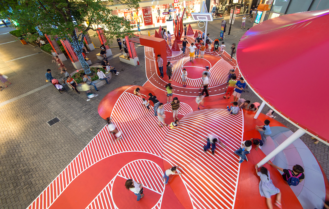 the red planet  100 architects photo credit: amey kandalgaonkar