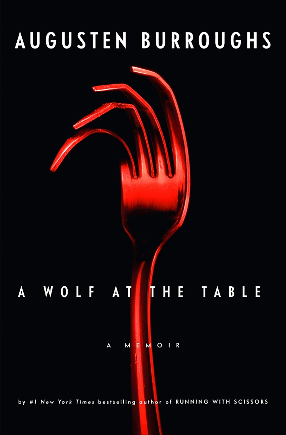 a wolf at the table  chip kidd (st. martin's press, ny)