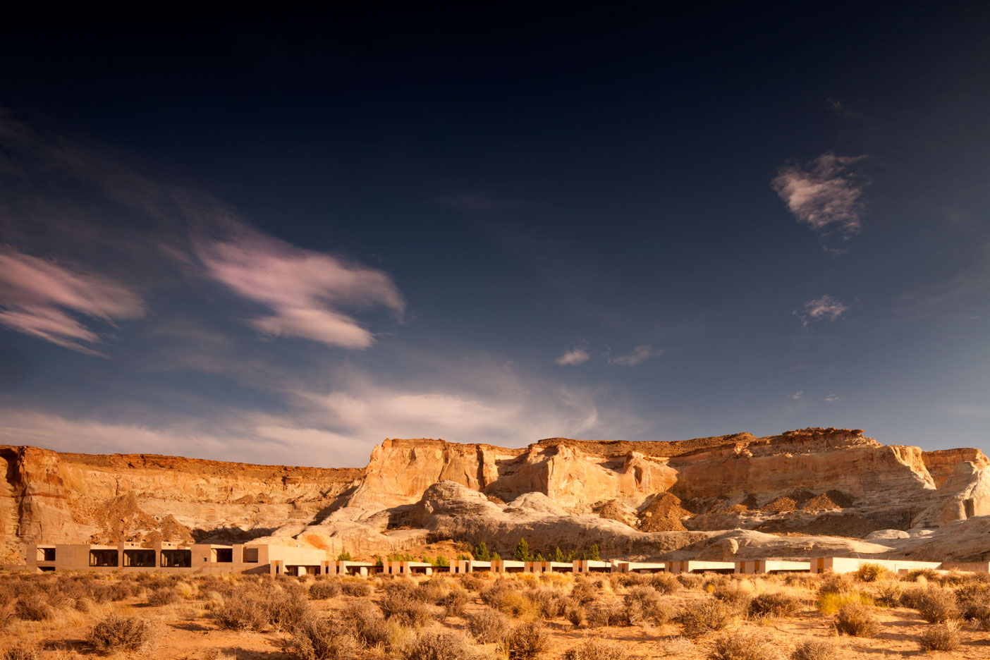 Copy of amangiri resort and spa - canyon point, ut