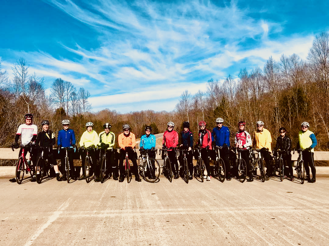 T/W/Th Rides - Got Weekday mornings free? Ride with Our active weekday group