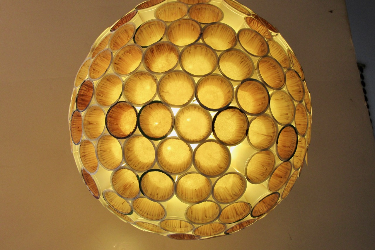 Artisan Keurig Sphere Pendant Chandelier