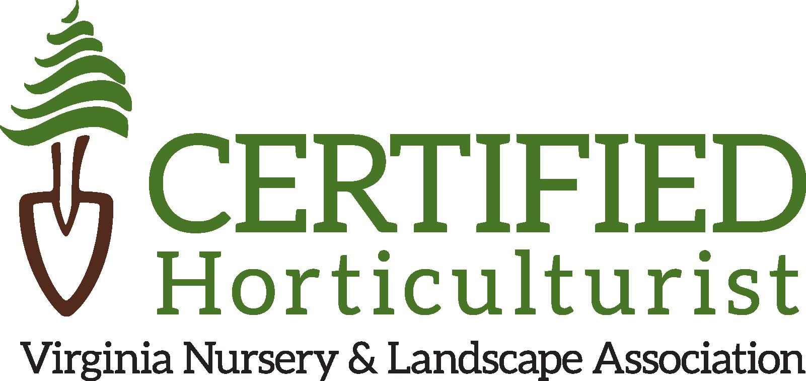 Bella Terra Studios Certified Horticulturist