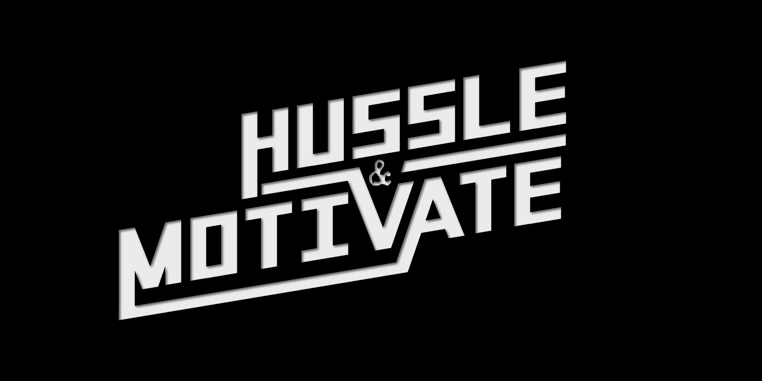 Hussle & Motivate - A custom typography tribute project for LA rapper Nipsey Hussle. Inspired by his song of the same name.