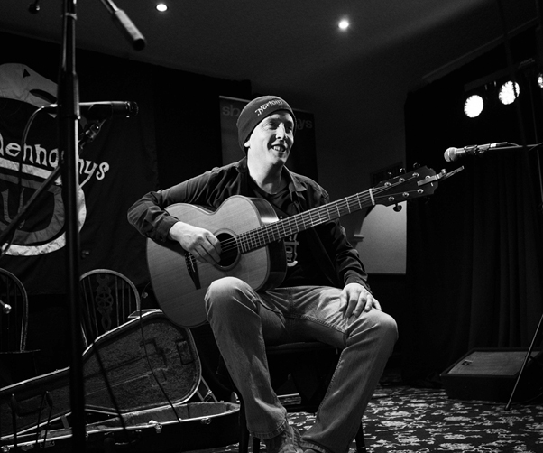 Mark Lawrence - Isle of Man - An accomplished guitarist from the Isle of Man who enjoys playing a range of styles on both acoustic and electric guitars.