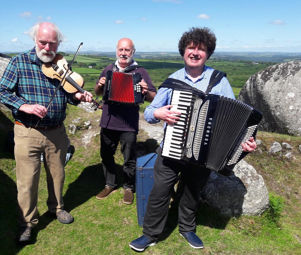 Kana Rescorla - Is a group of musicians and singers that focus on the performance of Cornish music.
