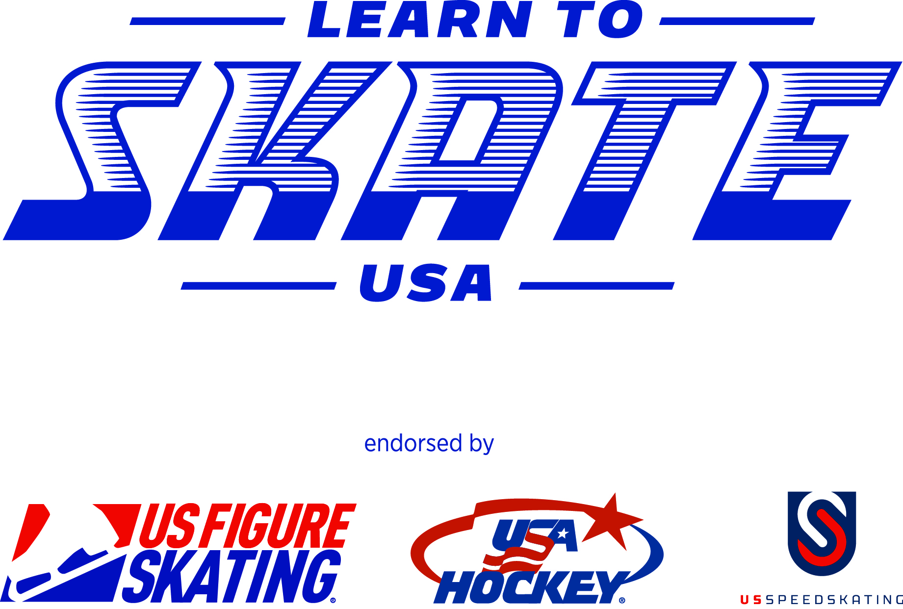 Why skate? - …build strength…develop confidence…learn perseverance…and have fun!