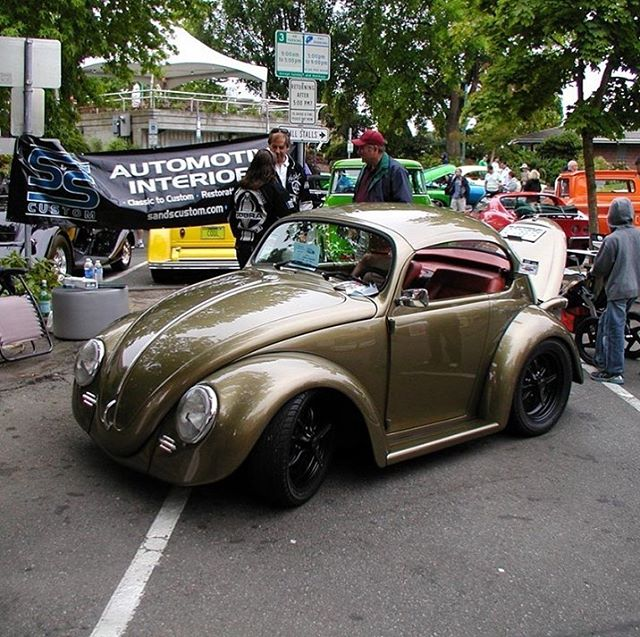 We're serving coffee at the  Kirkland Waterfront Car Show At Marina Park Kirkland Sunday, August 11 7am-4pm