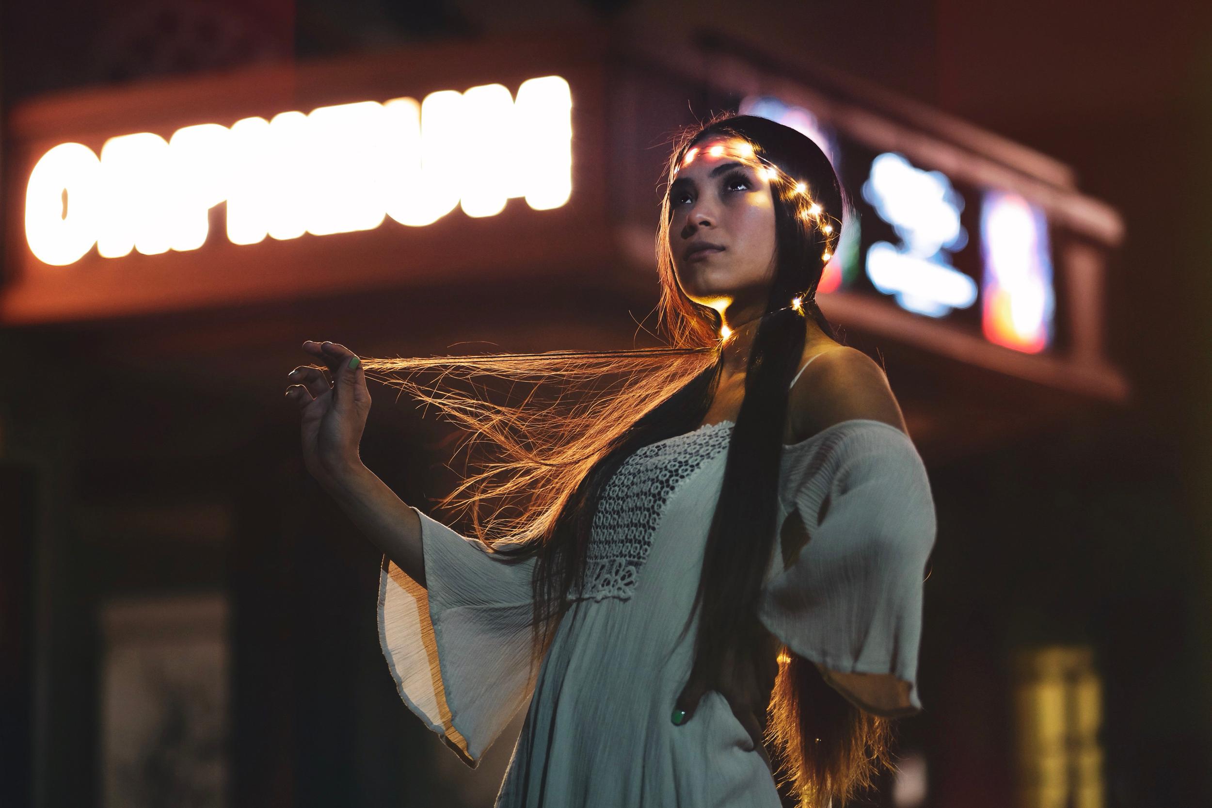 Model: Alex Olvera   Location: Downtown, Phoenix   Date: March, 2019   Lens: 56mm F1.2   Camera: Fujifilm XT-3