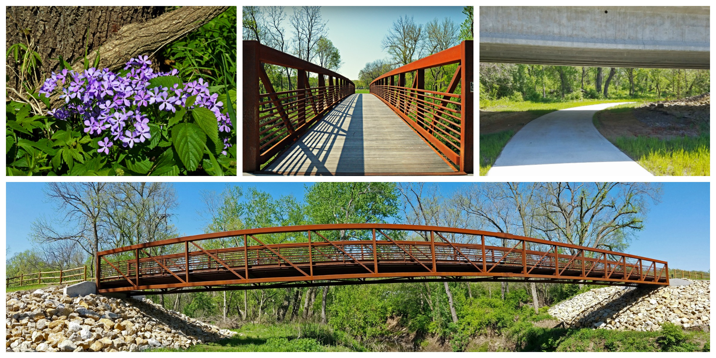 Little Blue Valley Park Trail, Lee's Summit and Kansas City, Mo.