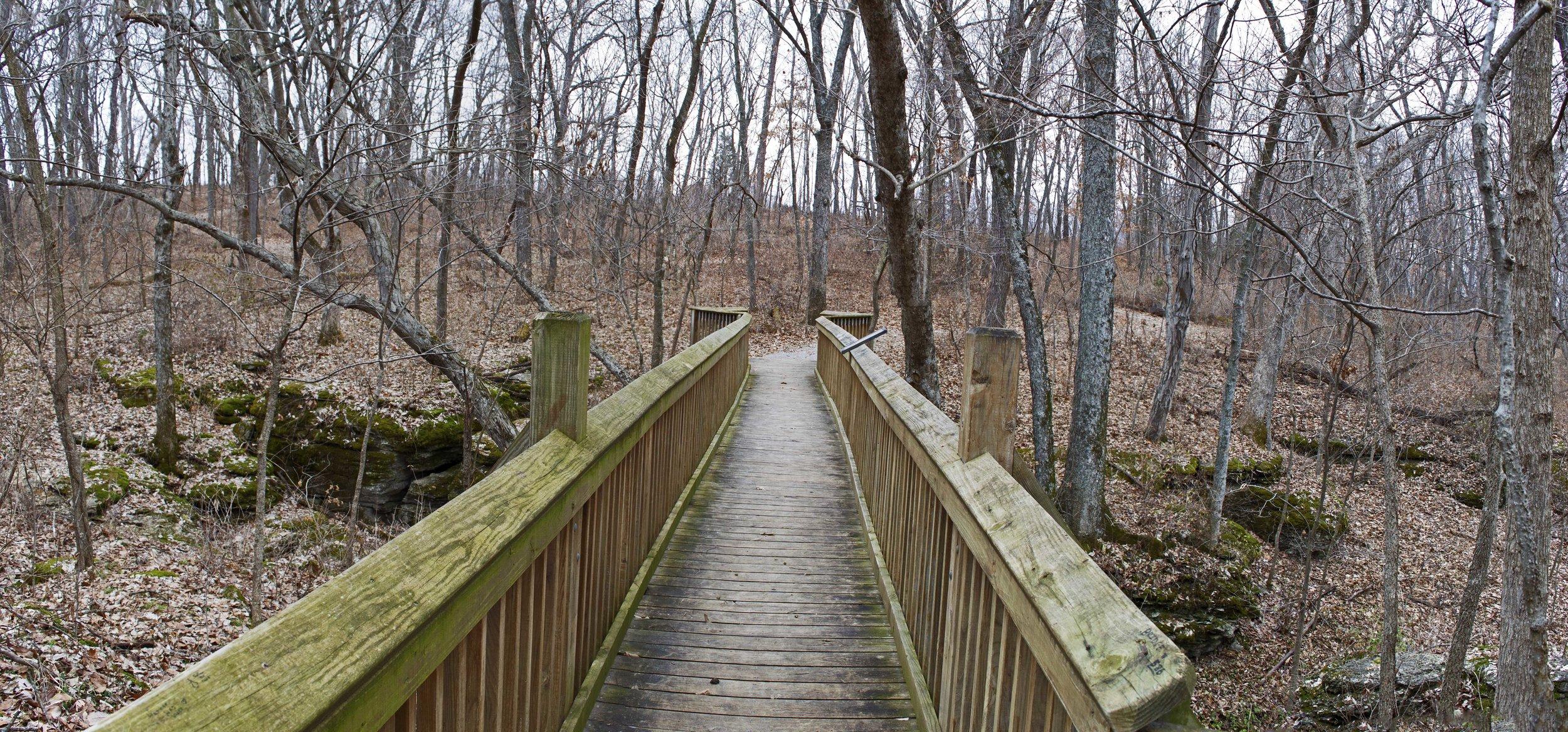 Burr Oak Woods, Blue Springs, Mo.