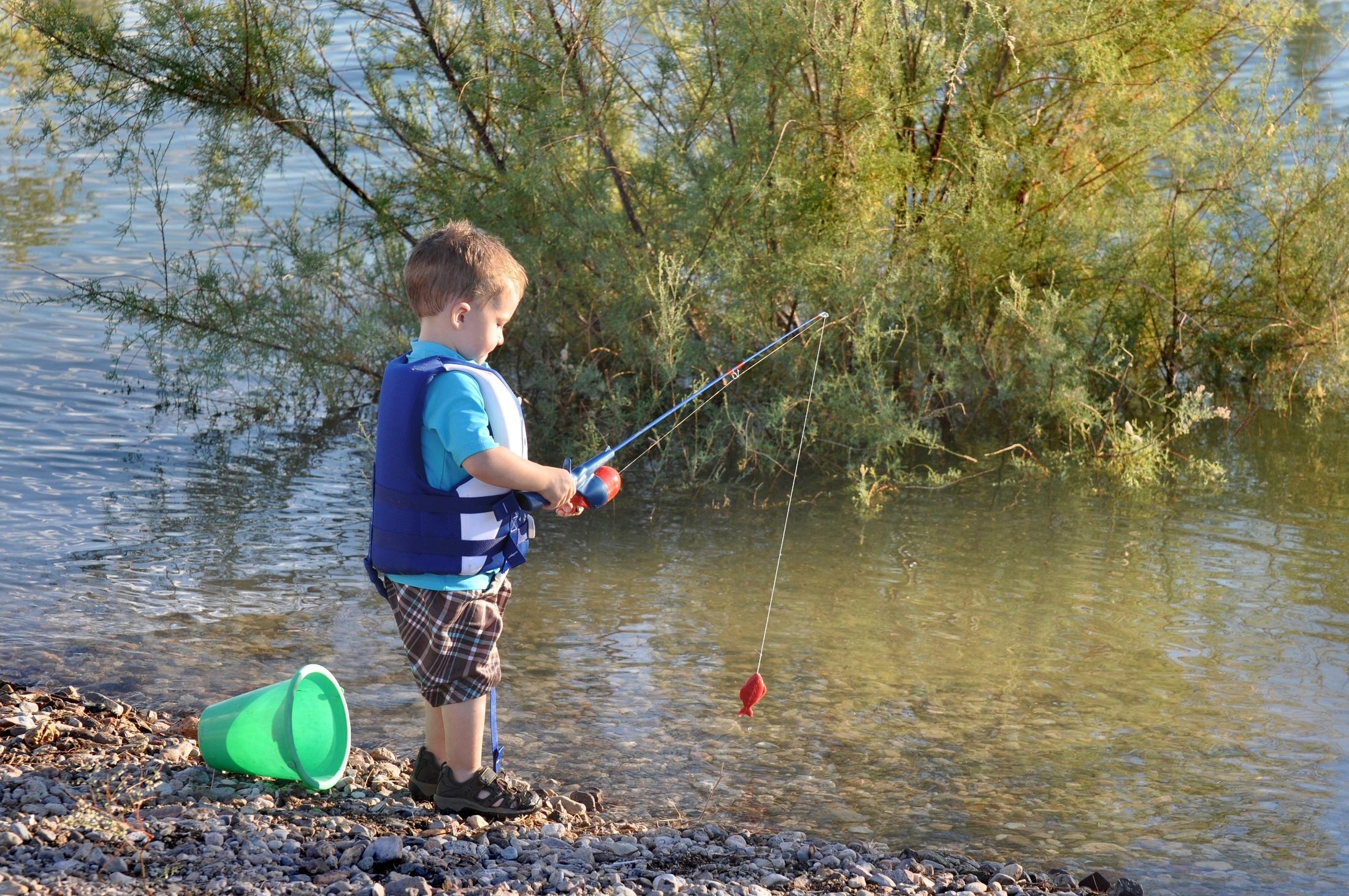 Jackson County Lee's Summit Kids Fishing Derby