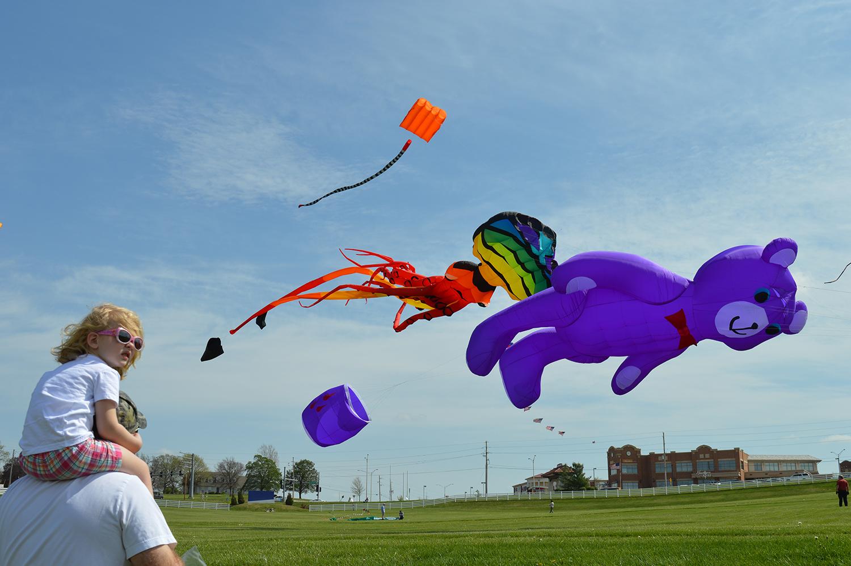 MCC-Longview Flights of Fancy Mega Kite Fest