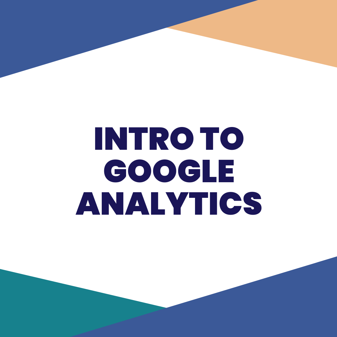 INTRO TO GOOGLE ANALYTICS - #NotAPaidAd - It is critical to anyone with a website and goals to know where your customers are coming from, what they are reading, how long they are sticking with your brand, and why they may or may not convert to a paying customer. Google Analytics is the most powerful tool you can use to understand everything that's happening on your website, so learning the basics is essential.Next Scheduled: 6/24/19 at 7:00PM