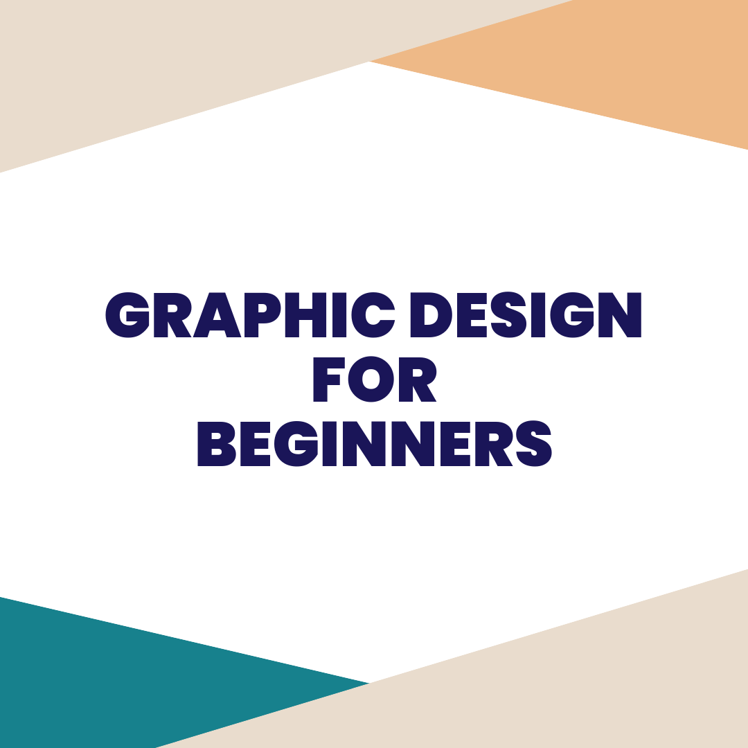 GRAPHIC DESIGN FOR BEGINNERS - Whether you have a business, side-hustle, passion project, or a non-profit, you need to know how to create professional-looking social graphics. In this class, you will learn how to create social graphics using simple tools that will level up your socials.Previously Recorded.