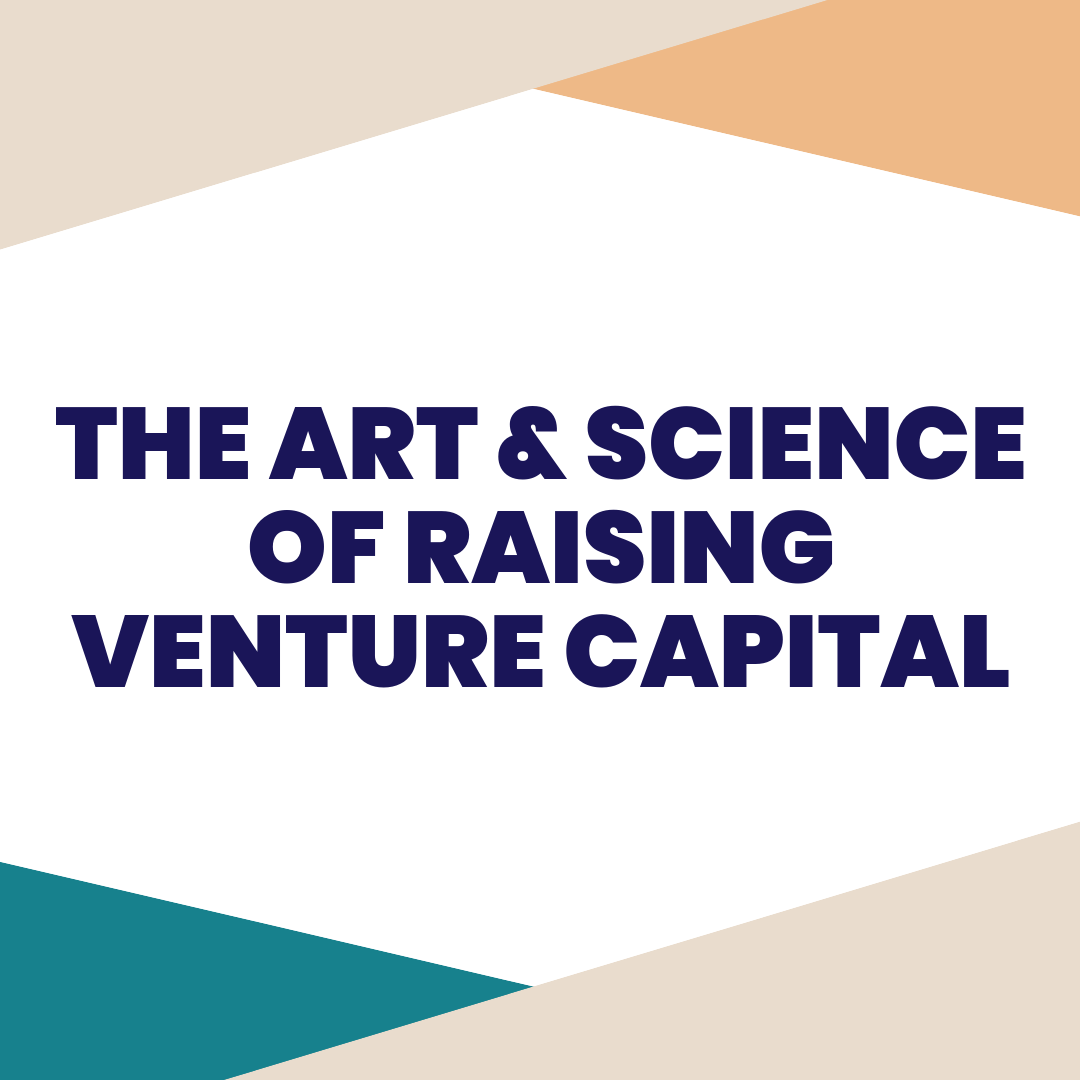 THE ART & SCIENCE OF RAISING VENTURE CAPITAL, TAUGHT BY BROOKE HARLEY - Learn the art & the science, led by someone who's done it.After raising money and deploying capital from her first $32 million fund, Campfire Capital, Brooke Harley realized that Ivy League students were being specifically groomed and taught to raise money for their ideas.This training should be available to anyone who wants to learn, and now it is.CLASS PREVIEW
