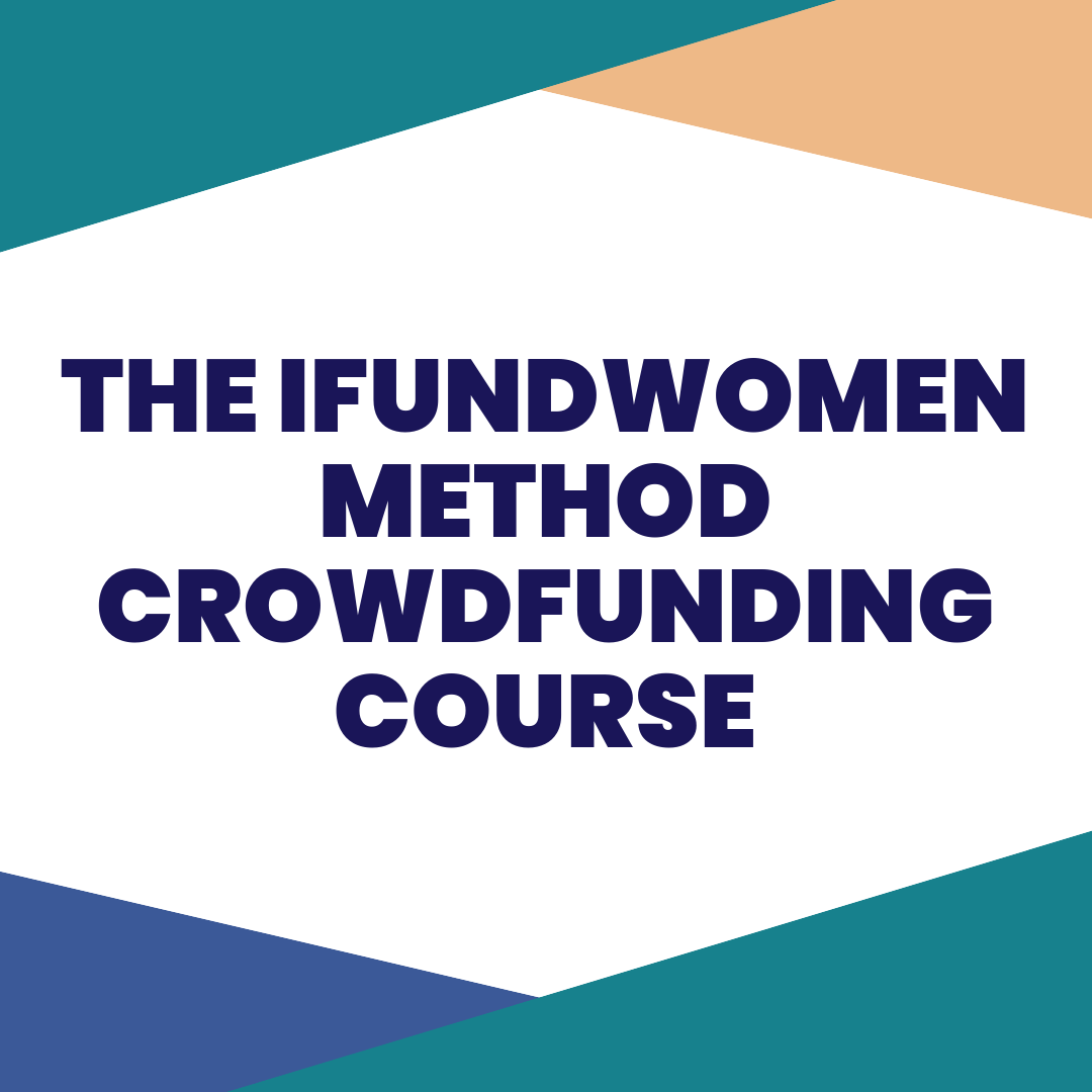 the ifundwomen method crowdfunding course - iFundWomen is widely recognized as the crowdfunding industry leader for female founders and creators. The reason why iFundWomen is fundamentally different from the other platforms out there is because of our proprietary coaching program, The iFundWomen Method, which, when utilized, drives a 22x higher raise than the crowdfunding industry average.COURSE PREVIEW
