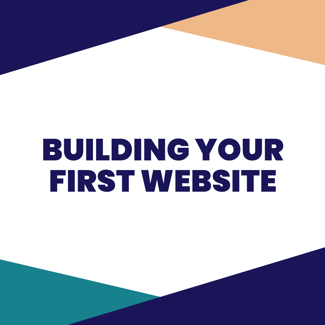 BUILDING YOUR FIRST WEBSITE - Guess what? You do not need to know how to code or be a professional graphic designer to have a professional, gorgeous website for your new business.iFundWomen Product Manager, Maya Brooks, is going to show you how to build your first website in this awesome workshop!CLASS PREVIEW