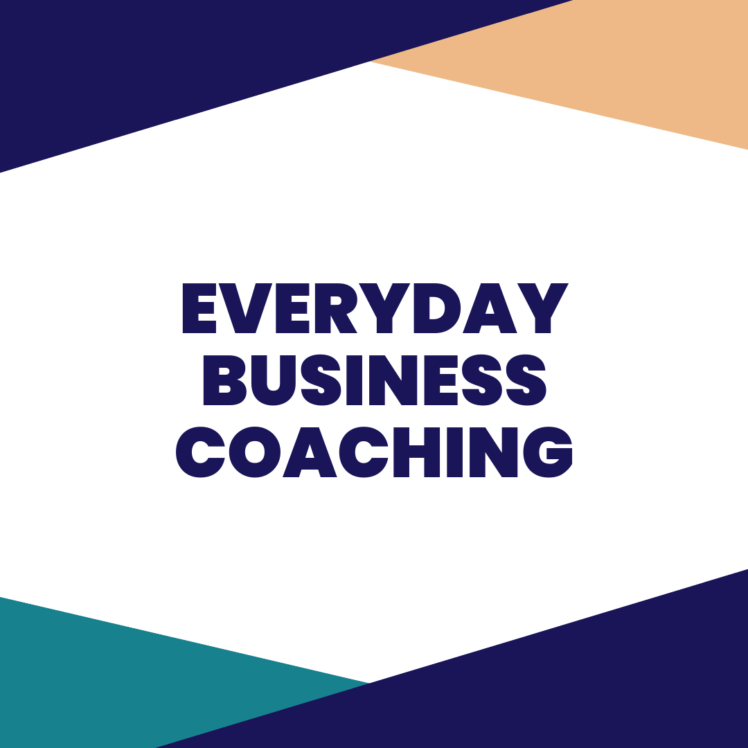 EVERYDAY business coaching - Making decisions in a solopreneur bubble is hard because you may not have anyone to bounce ideas off of, or help you think through everyday decisions. If this resonates with you, then treat yourself to a business coaching session. Come prepared with one, burning question or problem you want help with.