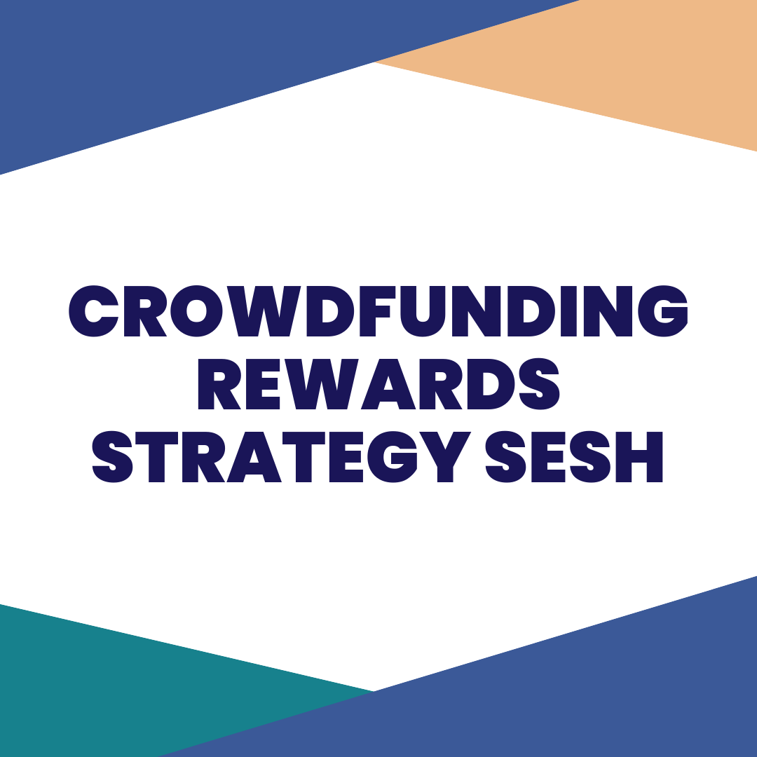 CROWDFUNDING REWARDS STRATEGY SESH - Are you crowdfunding and have no idea where to start with your rewards strategy? This private coaching session is for you! Before booking this session, please watch The iFundWomen Method Crowdfunding Course. You will be that much more prepared to rock your rewards strategy call.