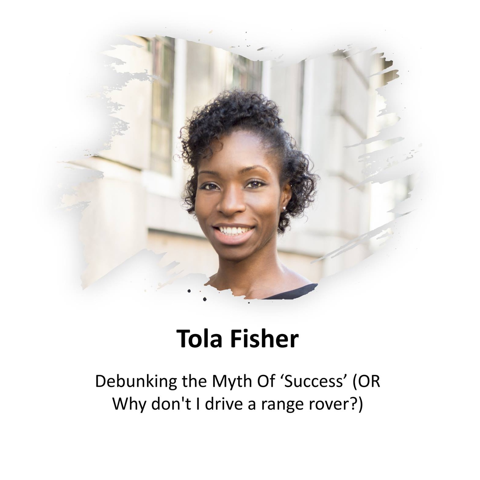 Tola Fisher is a freelance writer, blogger at  ChristCouture.co.uk  and author, currently working on her first book which will be published in early 2020 and looks into how we can find joy despite not 'winning' at life. She is also an ex-model, who reached the final auditions for Britain's Next Top Model twice, flopped the interview for her dream graduate job at Christian Dior and was subsequently rejected (very politely) from roles at Company, Elle and almost every other woman's glossy. She wants to encourage women that these 'failures' are not the opposite of 'success'.