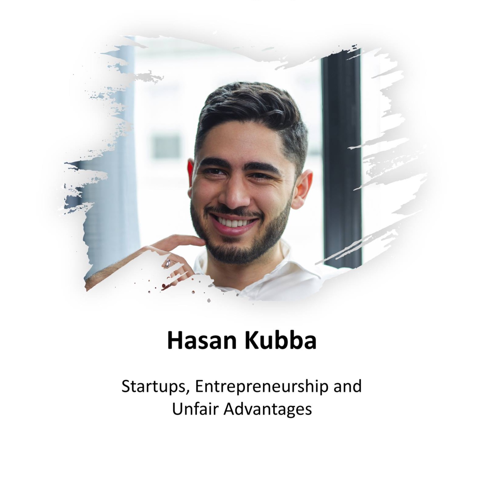 Author, entrepreneur and startup strategist, Hasan Kubba is a specialist in technology startups, growth marketing and fundraising. With his own London-based digital marketing business and startup investment experience, Hasan is particularly strong at breaking down complex business concepts into simple and effective strategies and tactics. He is passionate about the future of tech entrepreneurship, digital disruption and inequality, and is an in-demand startup mentor to early-stage entrepreneurs, a corporate workshop trainer, and international speaker. His new book 'The Unfair Advantage - The Truth About Startup Success' co-authored with startup legend and angel investor Ash Ali (the first marketing director of Just Eat which IPO'd for $2.44 billion) is out later in 2019.