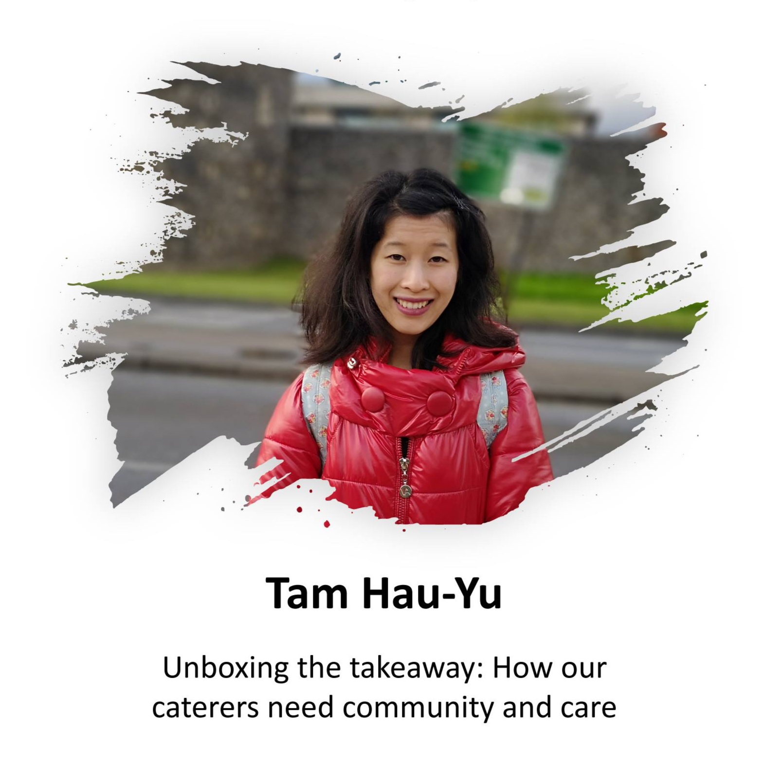 Tam Hau-Yu 譚巧瑜 (Tam being the family name) is a writer, researcher and community worker. She has been involved in small community organisations across London - doing a range of projects such as teaching healthy British Chinese cooking, and co-organising with other British East Asian youths on performances and campaigns to keep our community centres & cultural heritage pulsing. Currently she is taking a break from her Master's at SOAS, Uni of London, in order to work as Co-President Democracy & Education at the Students' Union. She is an island Chinese - Hong Kongnese and Malaysian heritage, UK-born - takeaway kid, who above all digs books and theatre.