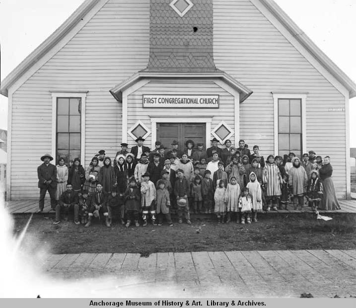 Eskimo school, Nome, Alaska..jpg