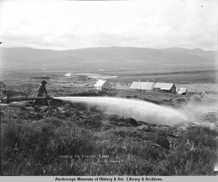 Mining on Glacier Creek, Nome, Alaska..jpg