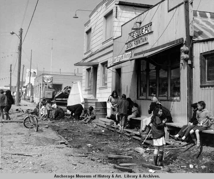 Nome, Alaska, summer of 1969 or 1970..jpg