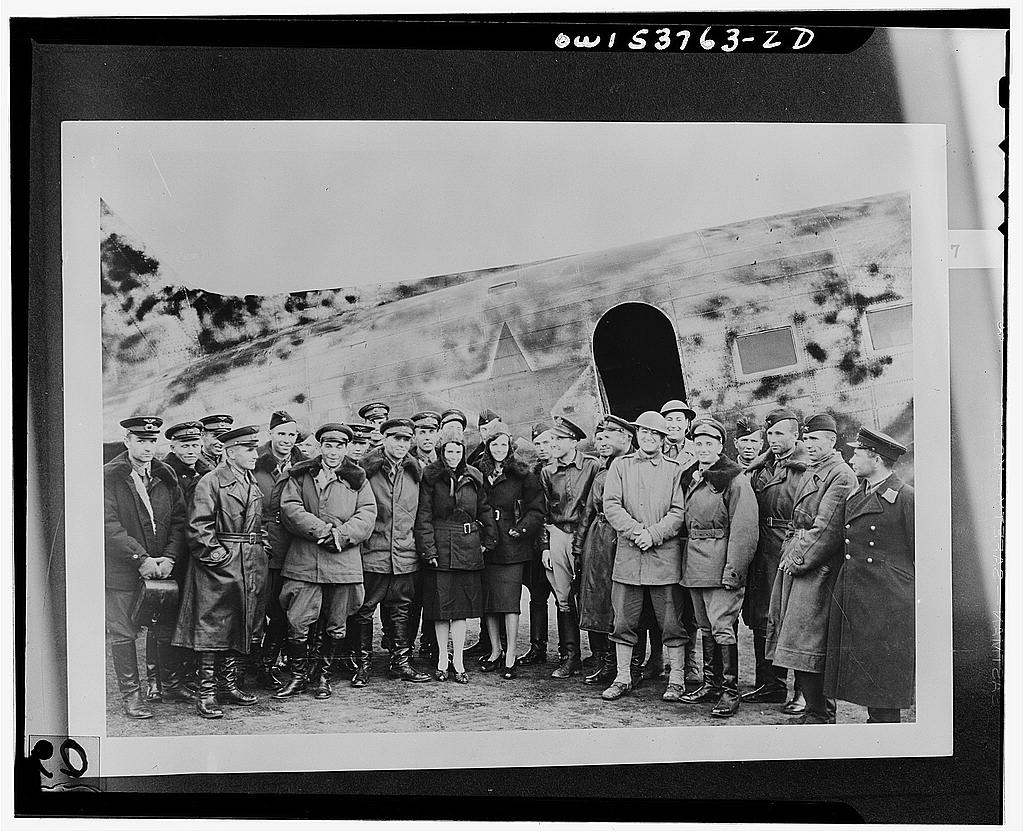 Nome, Alaska. The first Russian military mission to Alaska arrives at Nome..jpg
